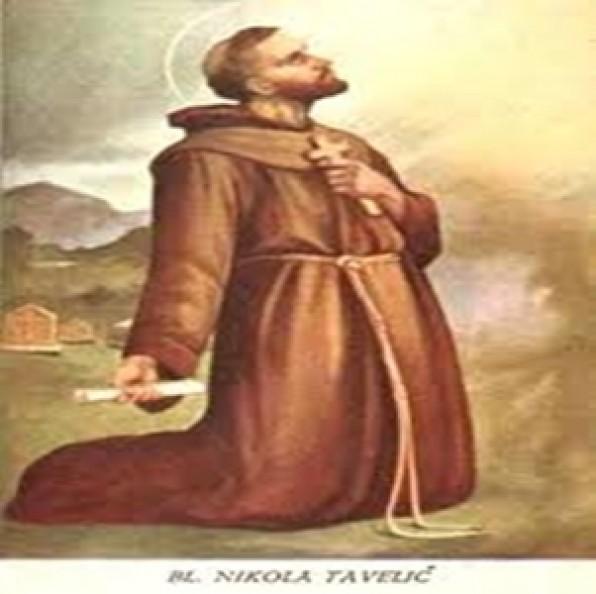 Ngày 06/11: Thánh Nicholas Tavelic và Các Bạn (c. 1391)