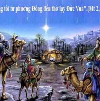 CHÚA NHẬT LỄ HIỄN LINH – Lễ trọng CHÚA NHẬT TUẦN II MÙA GIÁNG SINH NĂM B 2021 (03/01/2021) – (Mt 2, 1-12)