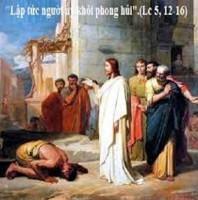 LỜI CHÚA THỨ SÁU SAU LỄ HIỂN LINH 2021 (08/01/2021) – (Lc 5, 12-16) CHÂN PHƯỚC ANGELA ở FOLIGNO (1248-1309)