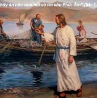 LỜI CHÚA THỨ HAI TUẦN I MÙA THƯỜNG NIÊN NĂM B (11/01/2021) – (Mc 1, 14-20)