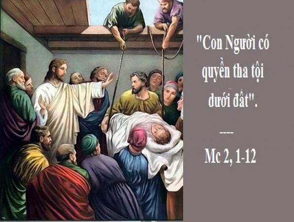 LỜI CHÚA THỨ SÁU TUẦN I THƯỜNG NIÊN NĂM B 2021 (15/01/2021) – (Mc 2, 1-12)