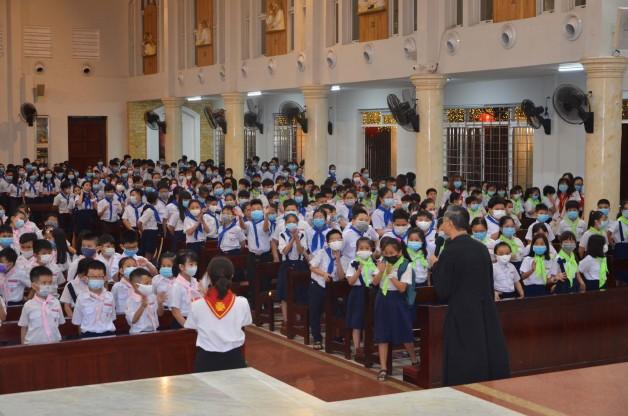 Giáo xứ Tân Việt Hội Chợ Mừng Xuân Tân Sửu
