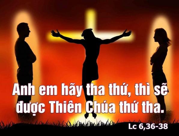 LỜI CHÚA THỨ HAI TUẦN II MÙA CHAY NĂM LẺ 2021 (01/3/2021) – (Lc 6, 36-38) – THÁNG KÍNH THÁNH GIUSE