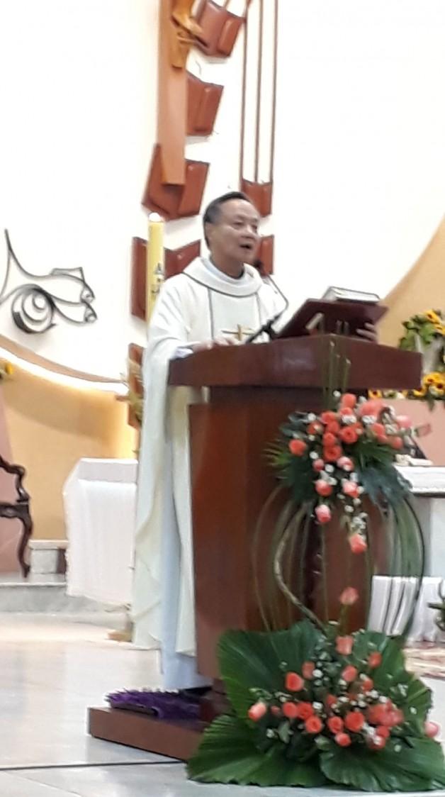 Bài Giảng Đại Lễ Phục Sinh năm 2021 do Cha Chánh Xứ Đa Minh Vũ Ngọc Thủ Giảng Lễ