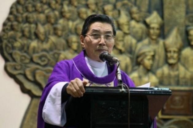Kết quả hình ảnh cho linh mục vũ khởi phụng