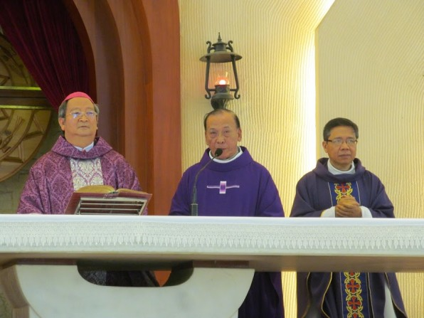 Bài giảng Đức TGPM Phaolô Bùi Văn Đọc tại Khóa huấn luyện HĐMV giáo hát Tân Sơn Nhì