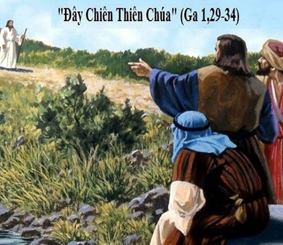 Thánh Kinh bằng hình: Chúa nhật II TN năm A