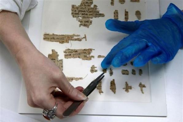 Điểm nhấn khảo cổ dựa theo Kinh Thánh năm 2016