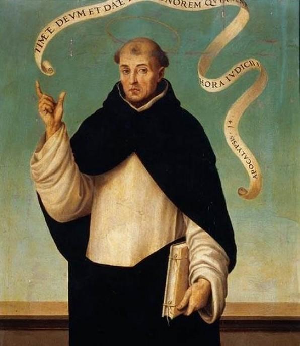 St VINCENTE FERRIO -TÔNG ĐỒ/THIÊN THẦN MỚI (23.1.1350 – 5.4.1419)