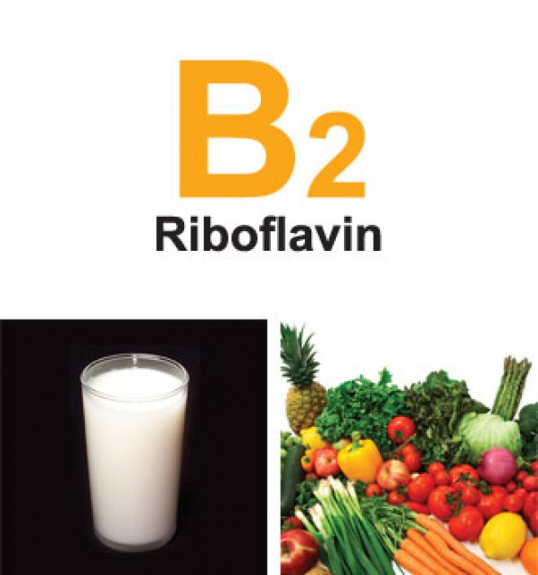 Nhu Cầu Vitamin B2