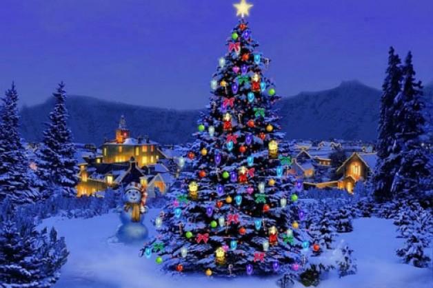 Vì sao có truyền thống trang trí và thắp sáng cây Noel