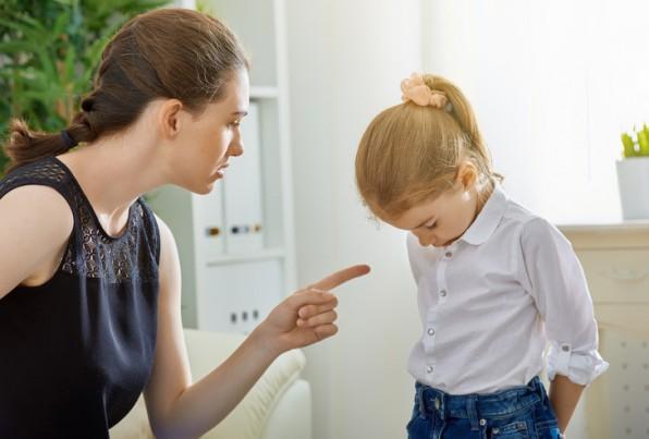 Quyết tâm cho năm 2018: Ngừng la hét trên con cái!