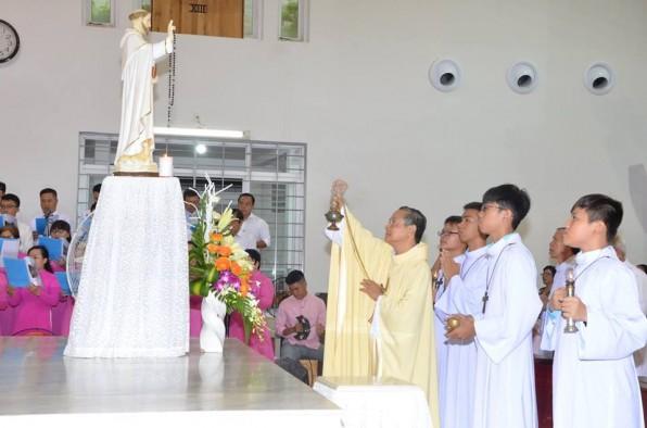 Giáo xứ Tân việt Lễ Thánh Đa minh
