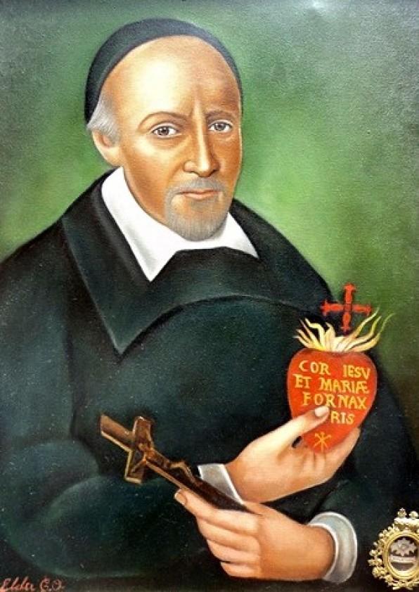 Ngày 19 Tháng Tám Thánh Gioan Eudes (1601-1680)