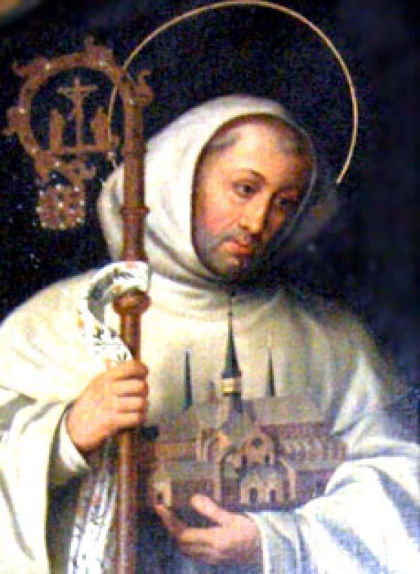Ngày 20 Tháng Tám Thánh Bernard (Bê-na-đô) ở Clairvaux Viện Phụ Tiến Sĩ