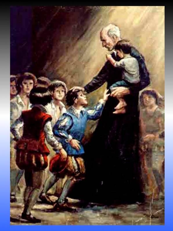 Ngày 26 Tháng Tám Thánh Giuse Calasan (1556 -1648)