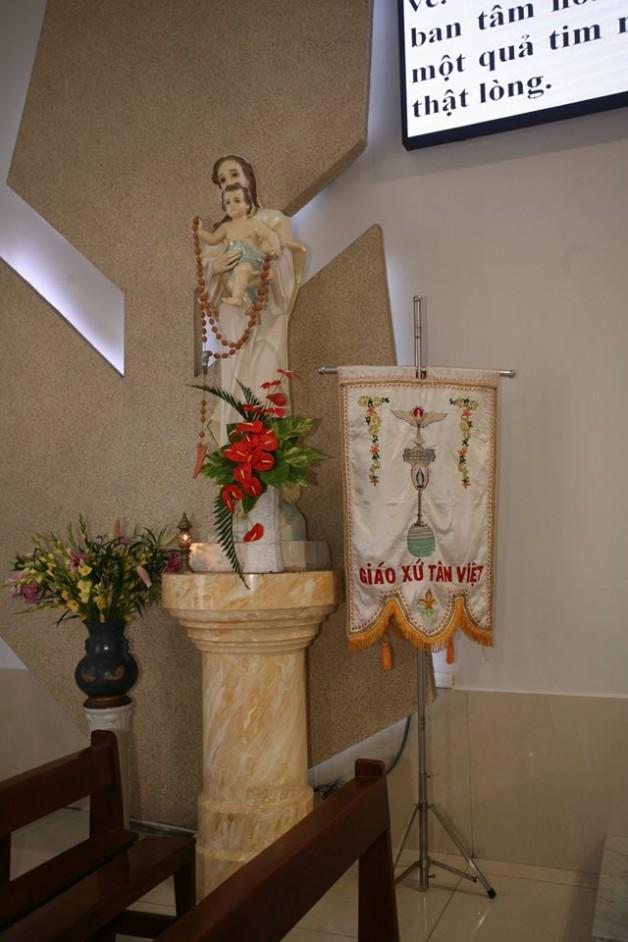 LEGIO MARIAE GIÁO XỨ TÂN VIỆT: 61 NĂM HÌNH THÀNH VÀ PHÁT TRIỂN