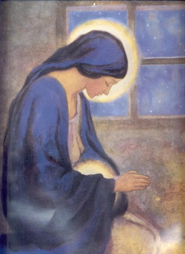 ĐỨC MARIA: TRỌN ĐỜI ĐỒNG TRINH