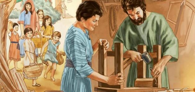Tôn kính Thánh Giuse Thợ