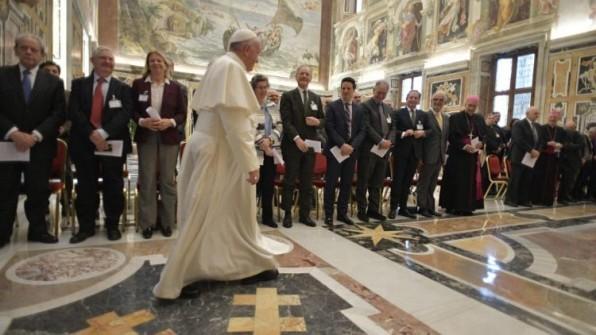 ĐTC gặp Hàn Lâm Viện Giáo hoàng về Khoa học Xã hội