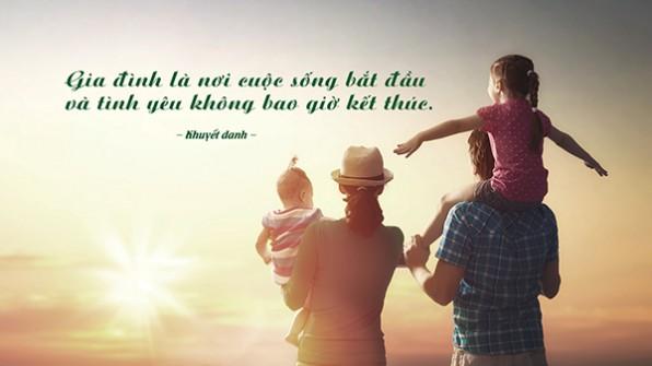 Vai trò của gia đình đối với người trẻ