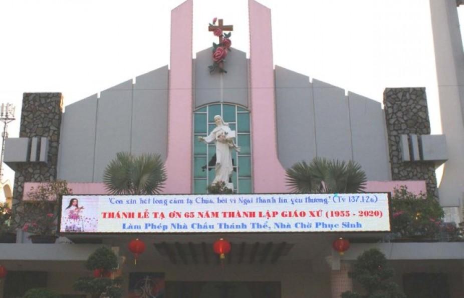 Giáo Xứ Tân Việt