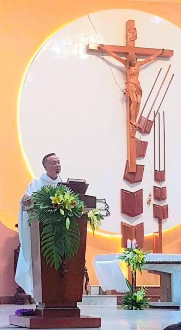 Bài Giảng Chúa Nhật XXI quanh Năm A do Cha Chánh xứ Đa Minh Vũ Ngọc Thủ Giảng Lễ