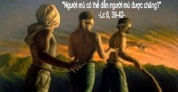 LỜI CHÚA THỨ SÁU TUẦN XXIII THƯỜNG NIÊN NĂM CHẴN 2020 (11/9/2020) – (Lc 6, 39-42) –THÓI GIẢ HÌNH