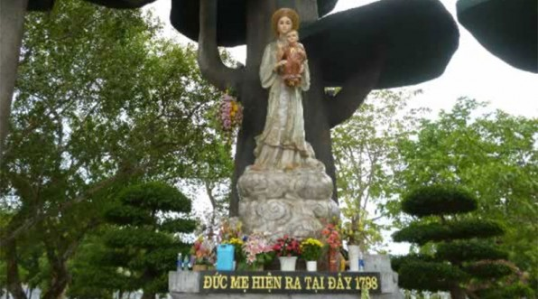 Chân Dung Mẹ Lavang