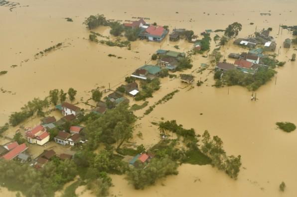 Caritas Tổng Giáo phận Sài Gòn: Hưởng ứng lời kêu gọi cứu trợ nạn nhân lũ lụt miền Trung