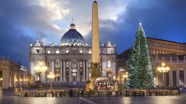 Năm nay Slovenia sẽ tặng cây thông Giáng sinh cho Đức Giáo hoàng