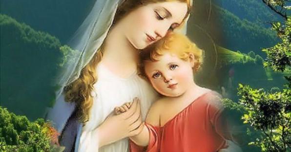 ĐỨC MARIA, MẸ THIÊN CHÚA VÀ MẸ CHÚNG TA