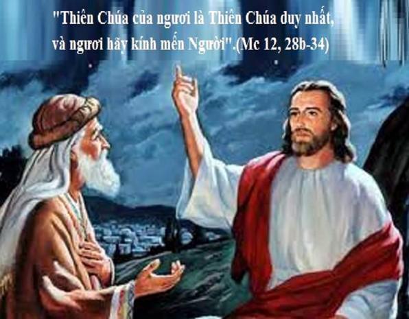 LỜI CHÚA THỨ SÁU TUẦN III MỦA CHAY NĂM LẺ 2021 (12/3/2021) – (Mc 12, 28b-34) – THÁNG KÍNH THÁNH GIUSE