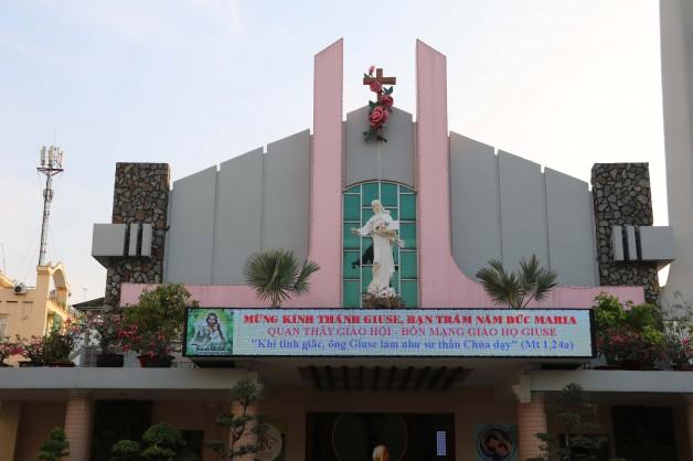 Giáo xứ Tân Việt Lễ Thánh Giuse