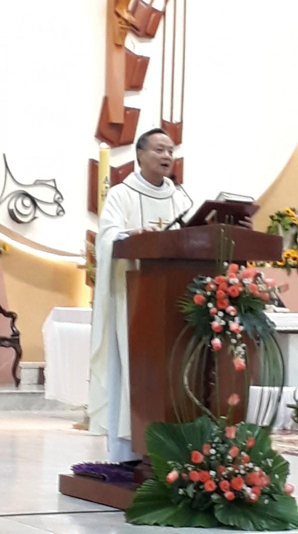 Bài giảng Chúa IV Nhật Phục Sinh năm B do Cha Chánh Xứ Đaminh Vũ Ngọc Thủ Giảng Lễ