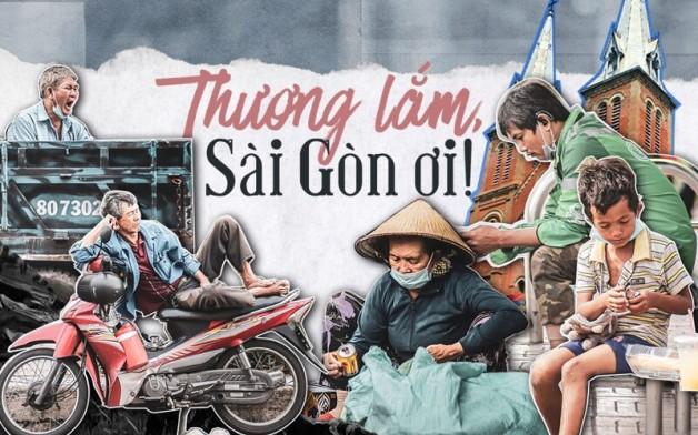 Thương quá Sài Gòn ơi! – Thư kêu gọi của Chủ tịch Hội đồng Giám mục gửi đồng bào Công giáo Việt Nam