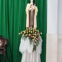 Thánh Lễ Mừng kính Thánh Têrêsa Hài đồng Giêsu Bổn mạng Giáo xứ Tân Việt
